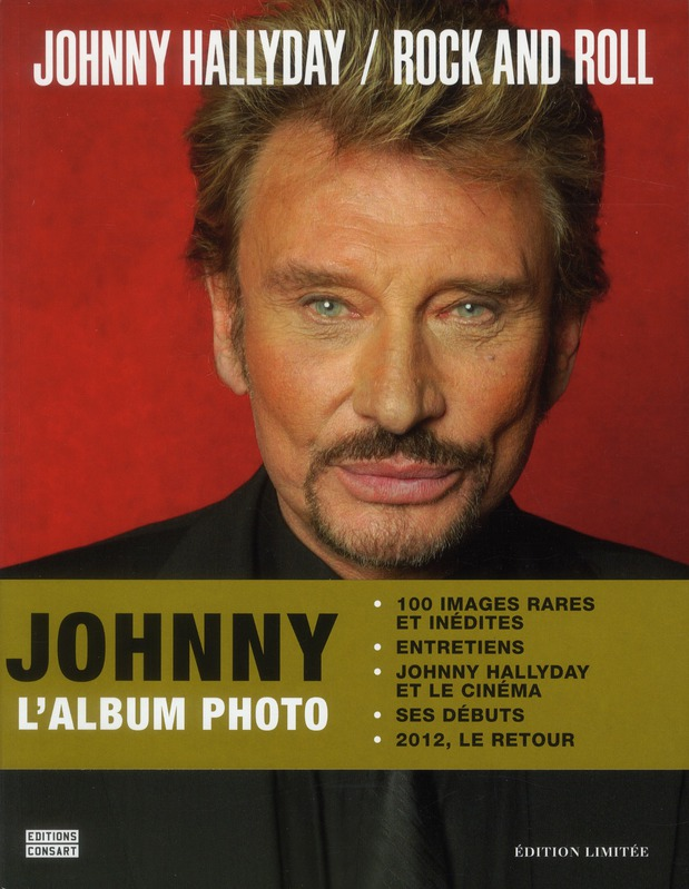 Johnny Hallyday, rock and roll
