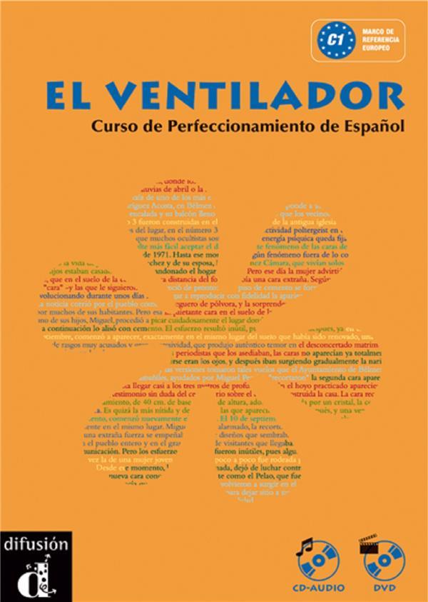 El Ventilador Libro Del Alumno +Cd + Dvd