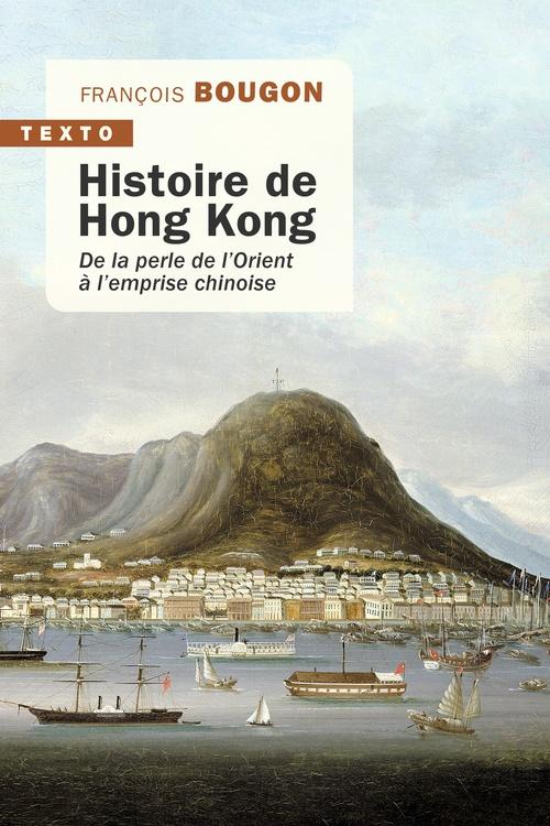 Hong Kong l'insoumise  - Francois Bougon