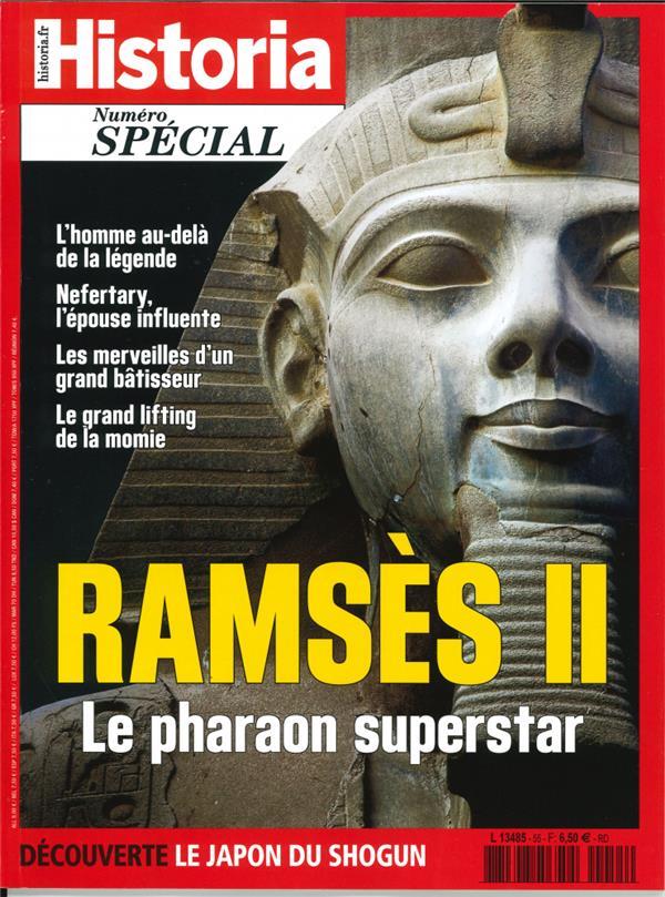 Historia special hs n 55 ramses ii - septembre/octobre 2020