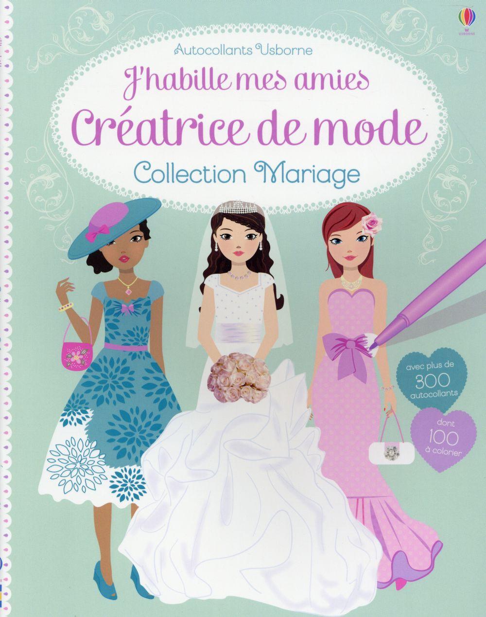 j'habille mes amies ; créatrice de mode : collection mariage