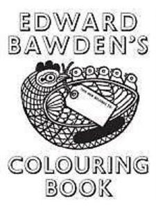 Edward Bawden's coloring book