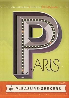 Paris for pleasure-seekers (folded map)