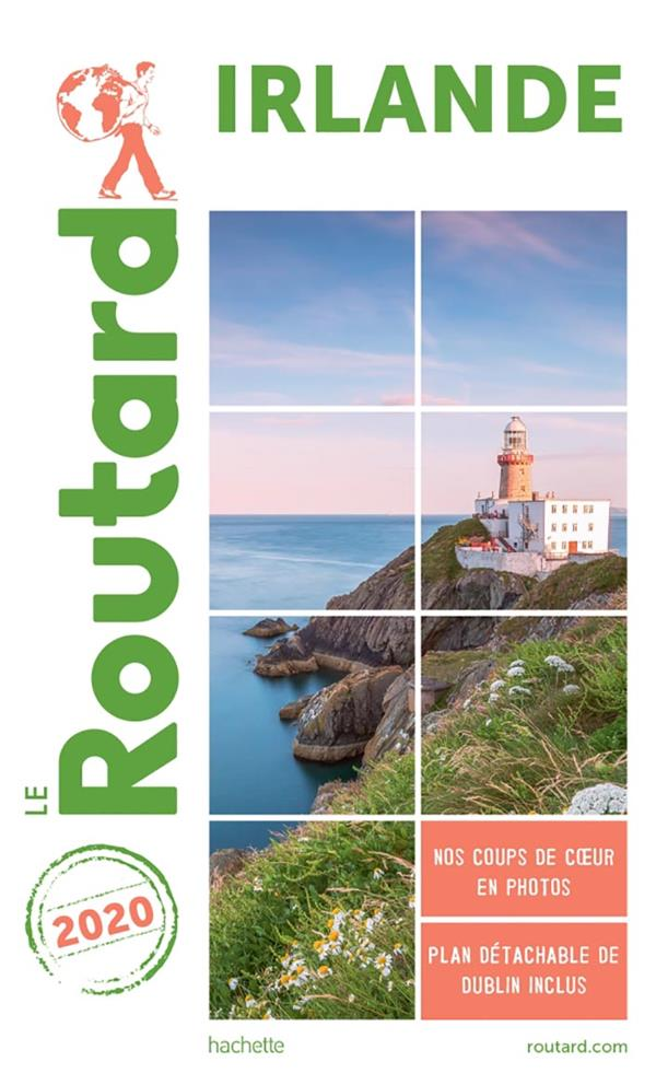 Guide du Routard ; Irlande (édition 2020)