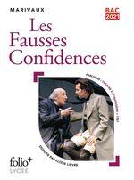 Vente EBooks : Les Fausses Confidences- BAC 2021  - MARIVAUX