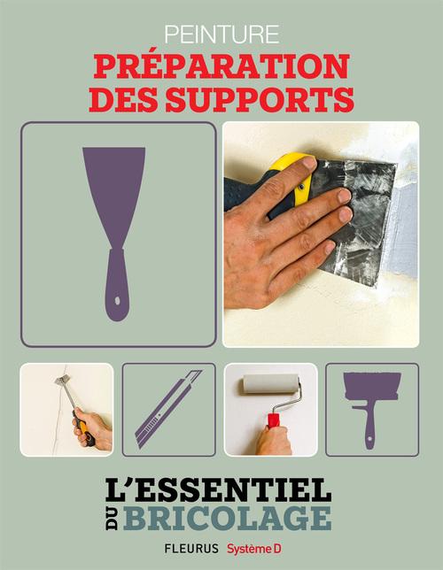 Revêtements intérieurs : peinture - préparation des supports