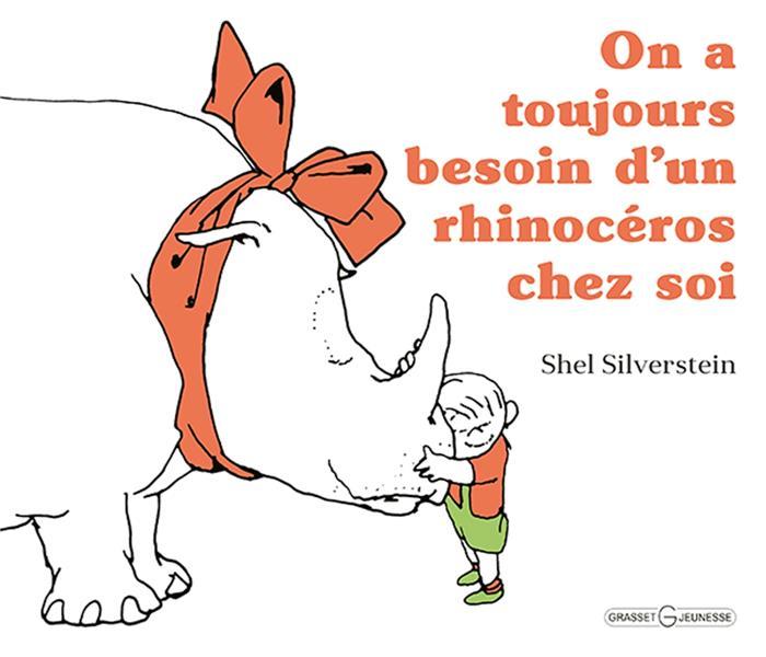 On a toujours besoin d'un rhinocéros ...
