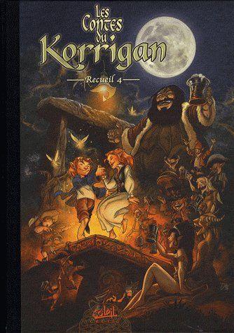 Les contes du Korrigan ; INTEGRALE VOL.4 ; T.7 ET T.8 ; recueil t.4