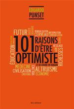 Couverture de 101 raisons d'être optimiste