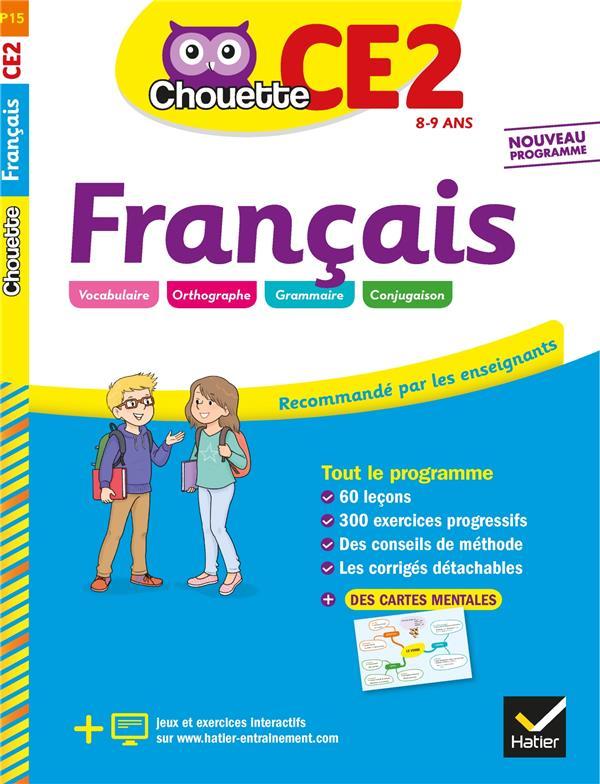 Chouette entraînement ; français ; CE2