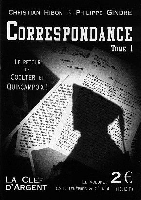 Correspondance t.1