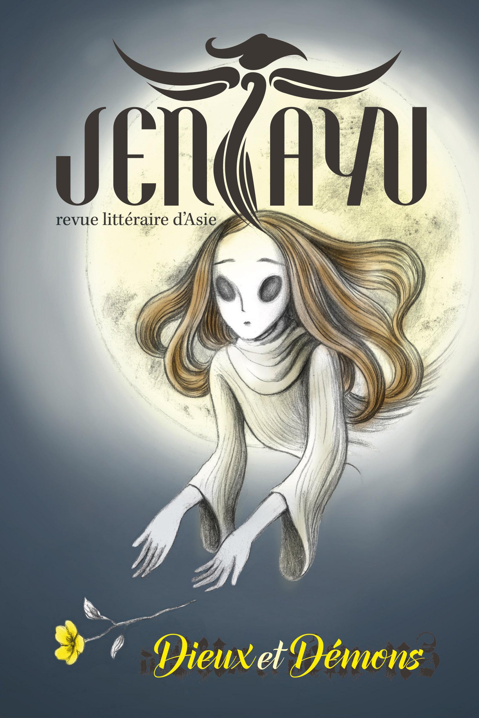 Jentayu - revue littéraire d'Asie N.3 ; dieux et démons