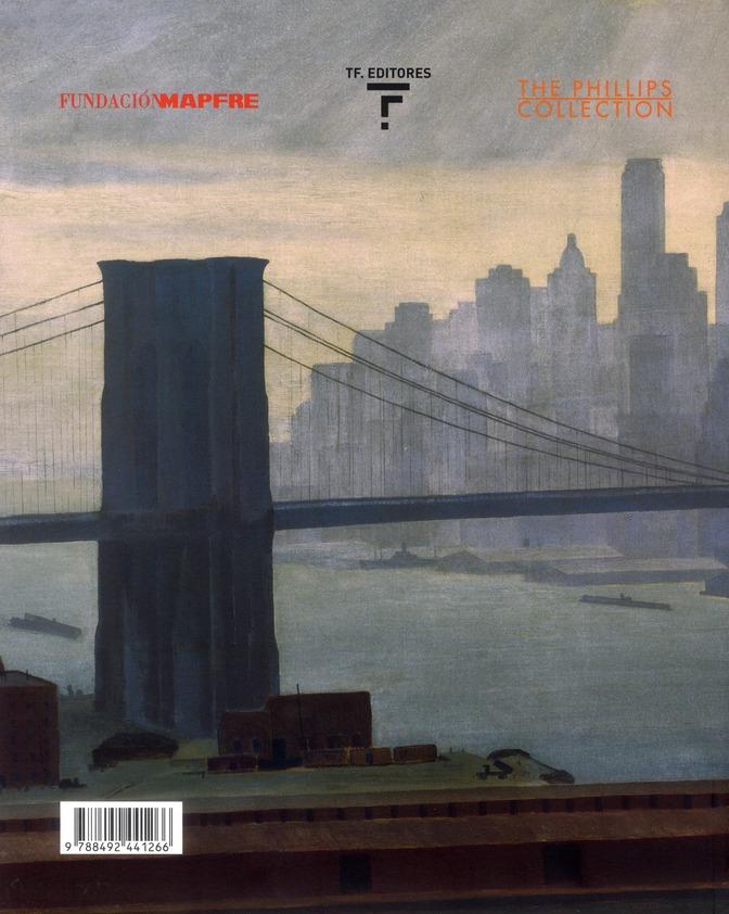Made in USA ; arte americaino de la Phillips collection