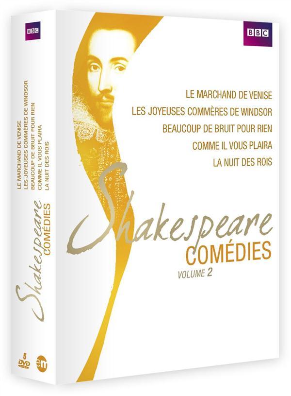 Shakespeare : Comédies - Vol. 2