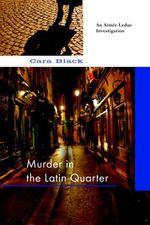 Vente Livre Numérique : Murder in the Latin Quarter  - Cara Black
