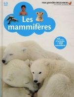 Couverture de Les mammifères