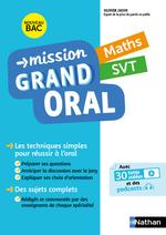 Vente Livre Numérique : Mission Grand Oral - Maths / SVT - Terminale - Nouveau Bac  - Nicolas Coppens - Pierre-Antoine Desrousseaux - Olivier Jaoui - Laurent Lafond