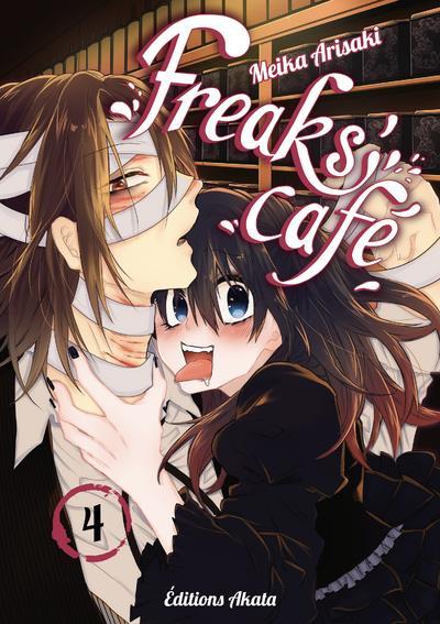 Freaks' café T.4