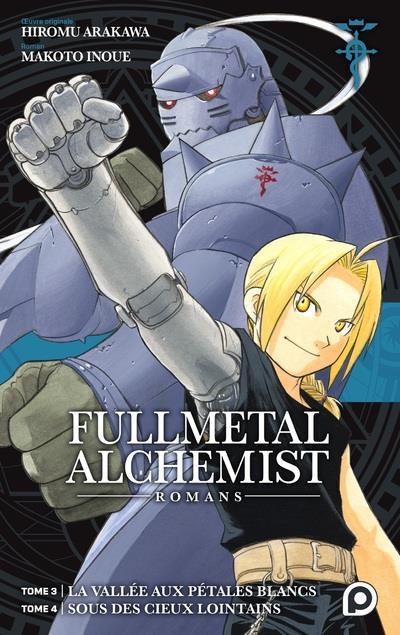 Fullmetal alchemist ; Intégrale vol.2 ; t.3 et t.4