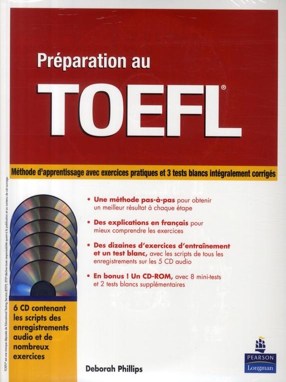 Préparation au TOEFL