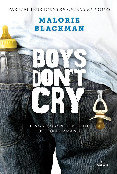 Vente EBooks : Boys don't cry  - Amélie SARN  - Malorie Blackman