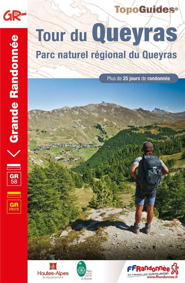 Tour du Queyras ; GR 58, GR pays