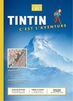 Couverture de Tintin C'Est L'Aventure 3, La Montagne