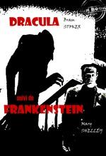 Vente Livre Numérique : Dracula (suivi de Frankenstein)  - Mary SHELLEY - Bram STOKER