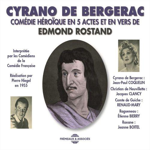 Vente AudioBook : Cyrano de Bergerac. Comédie Française, 1955  - Edmond Rostand