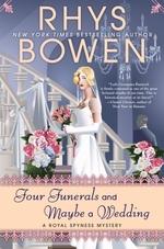 Vente Livre Numérique : Four Funerals and Maybe a Wedding  - Rhys Bowen