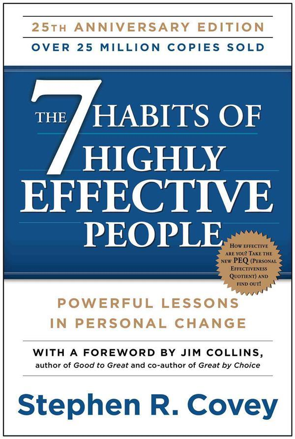 7 Habits of Highly Effective Teenagers