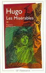 Couverture de Les misérables t.2