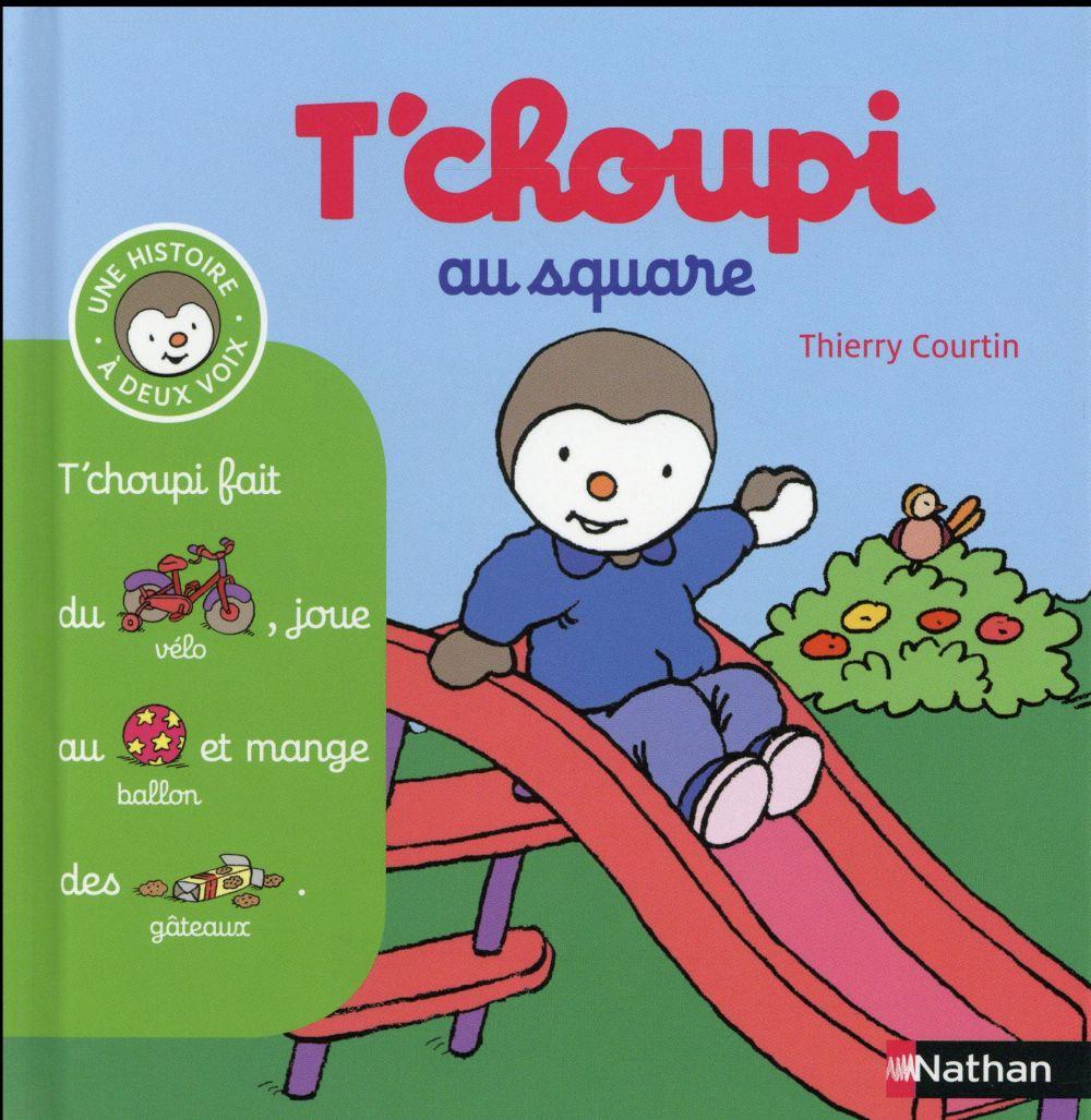 T'Choupi Au Square