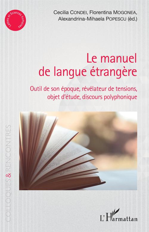 le manuel de langue étrangère