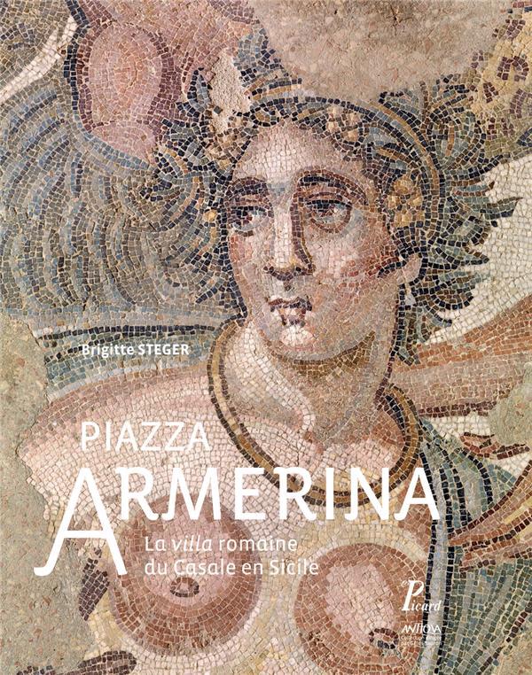 Piazza Armerina ; la villa antique du Casale en Sicile