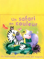 un safari en couleur