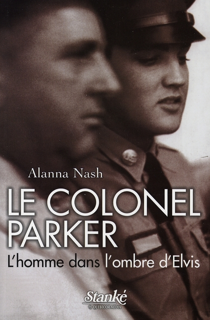 Le colonel parker, l'homme dans l'ombre d'elvis
