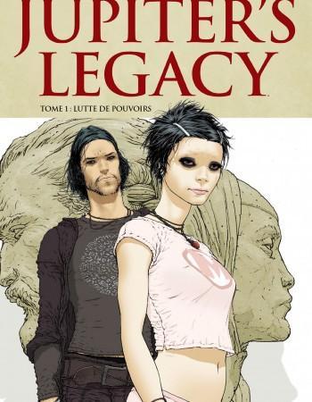 Jupiter's Legacy t.1 ; lutte de pouvoirs