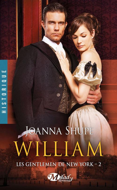Les gentlemen de New-York T.2 ; William