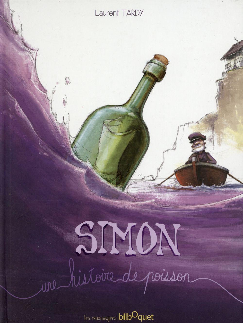 Simon ; une histoire de poisson