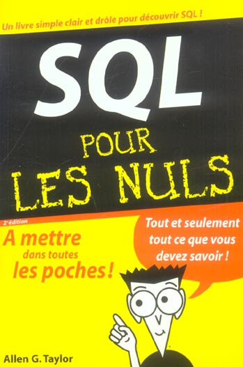 sql (2e édition)