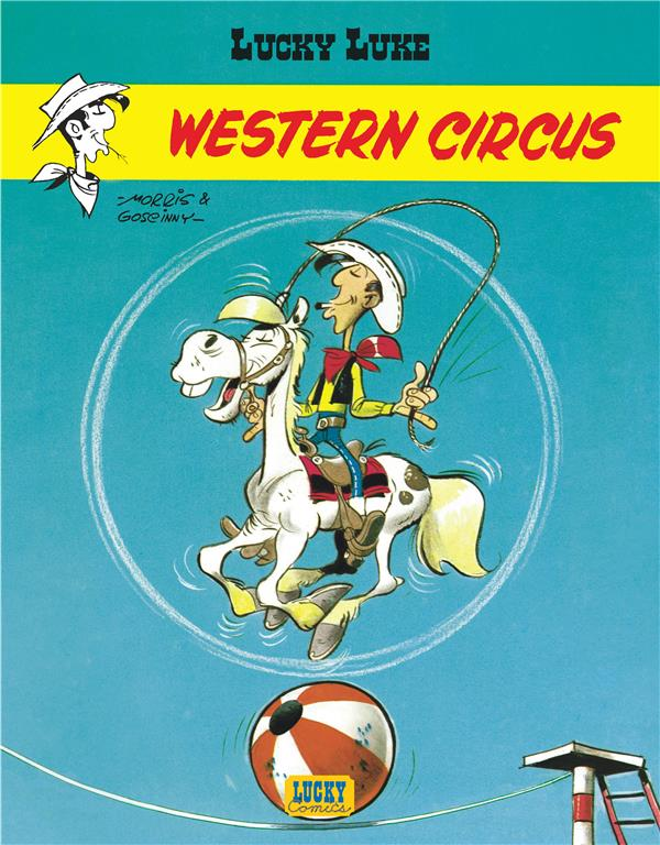 Lucky Luke T.36 ; Western Circus