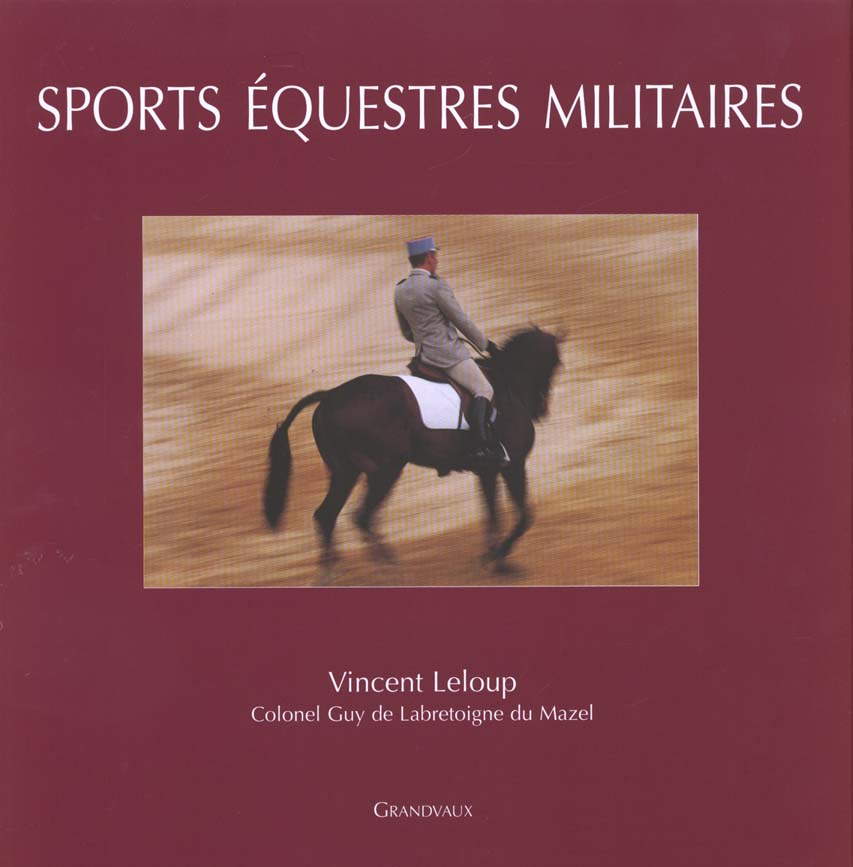 Sports equestres militaires
