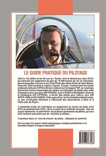 Le guide pratique du pilotage ; zilio (15e édition)