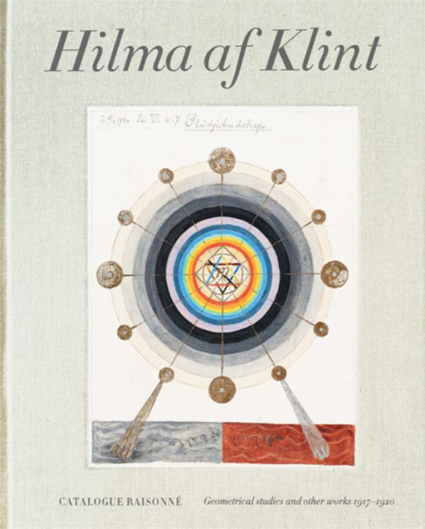 Hilma af klint: geometrical studies and other works (1916-1920) catalogue raisonne volume 5