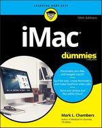 Vente Livre Numérique : IMac For Dummies  - Mark L. CHAMBERS