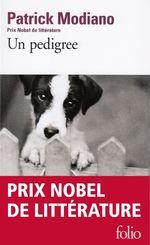 Vente Livre Numérique : Un pedigree  - Patrick Modiano