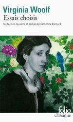 Vente Livre Numérique : Essais choisis  - Virginia Woolf