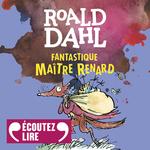Vente AudioBook : Fantastique Maître Renard  - Roald Dahl