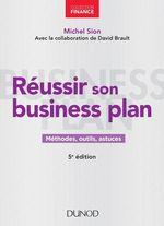 Vente Livre Numérique : Réussir son business plan - 5e éd.  - David Brault - Michel Sion